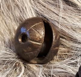 Schelle Messing 4cm